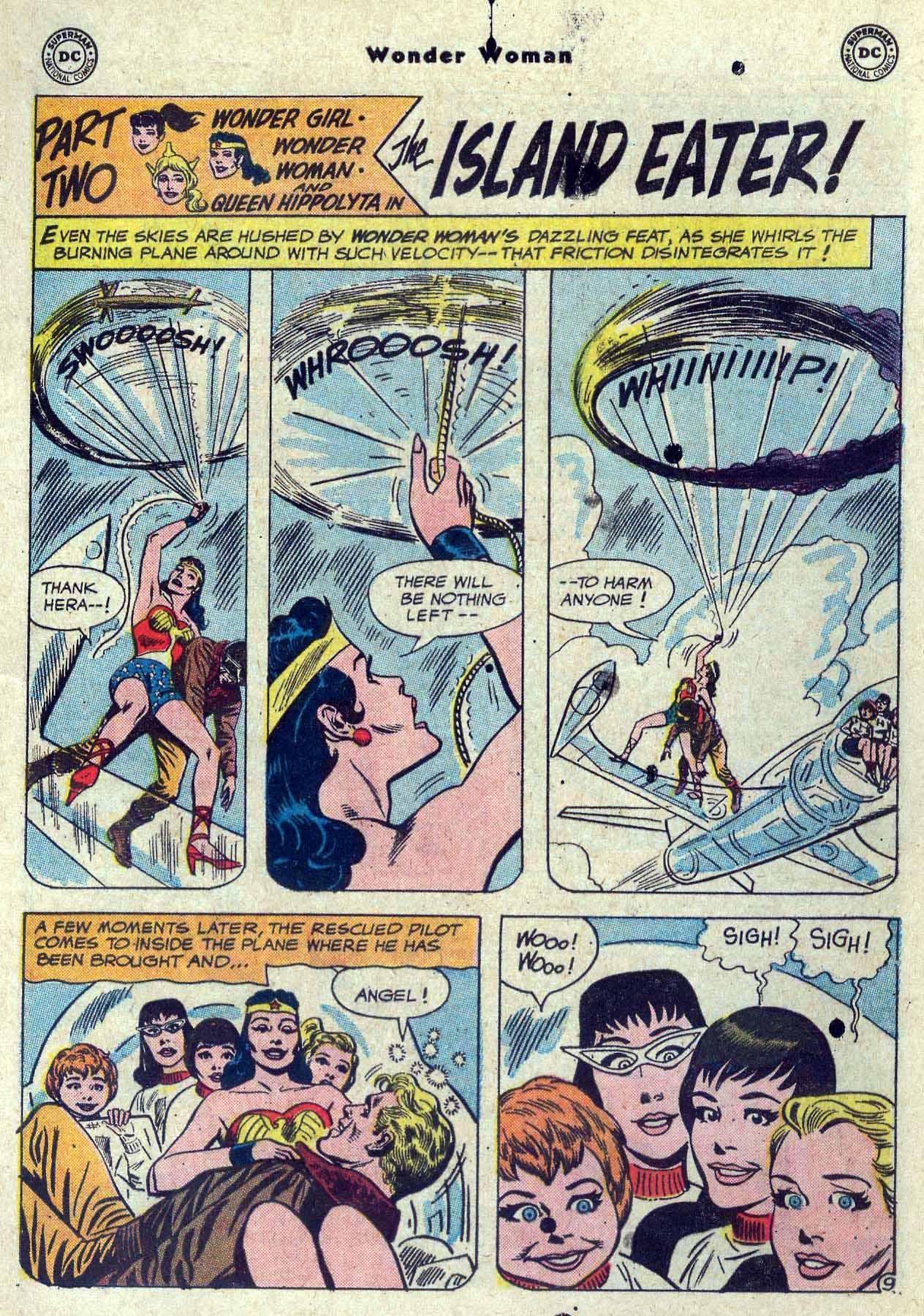 Read online Wonder Woman (1942) comic -  Issue #121 - 13