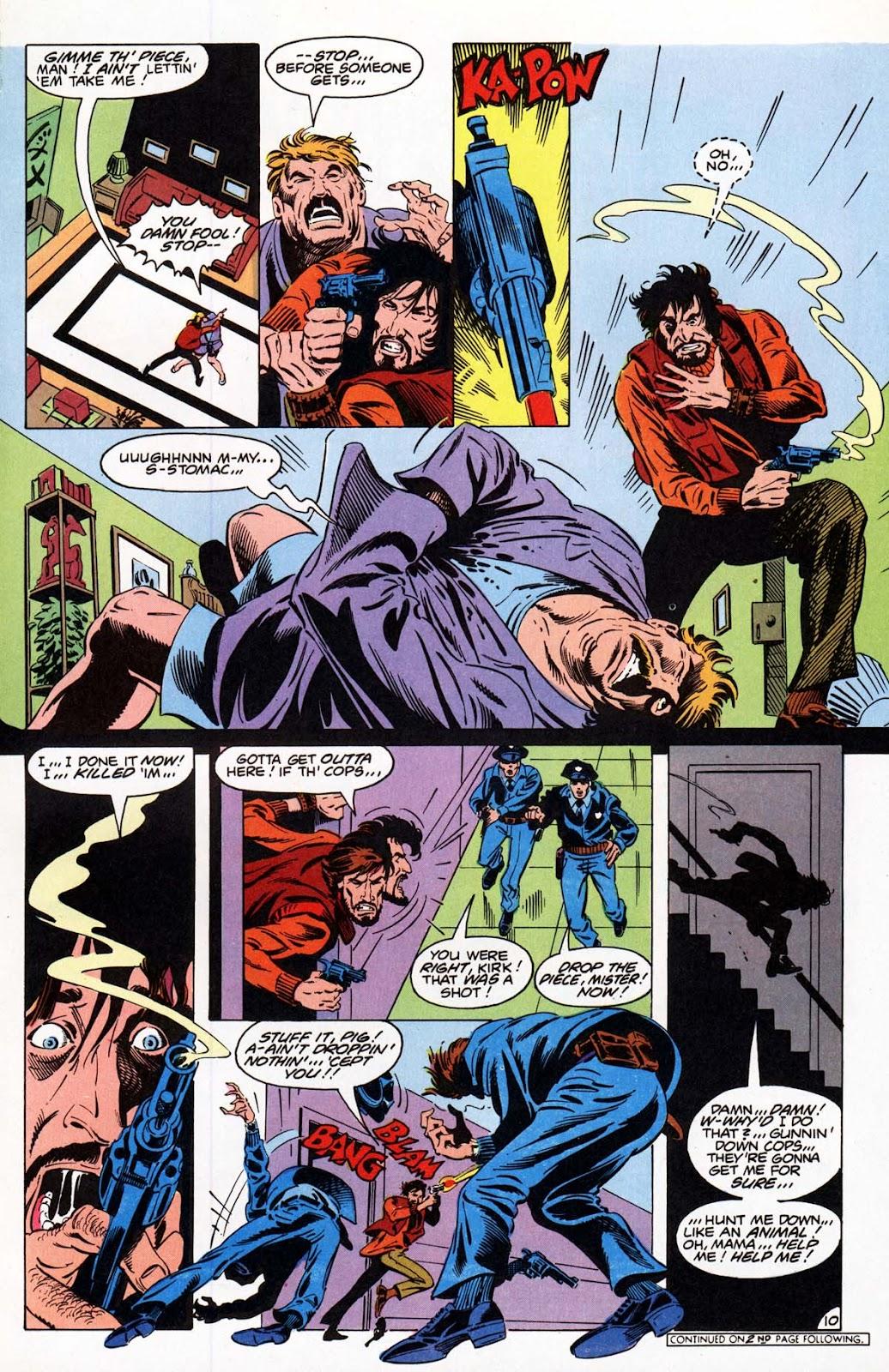 Vigilante (1983) issue 21 - Page 13