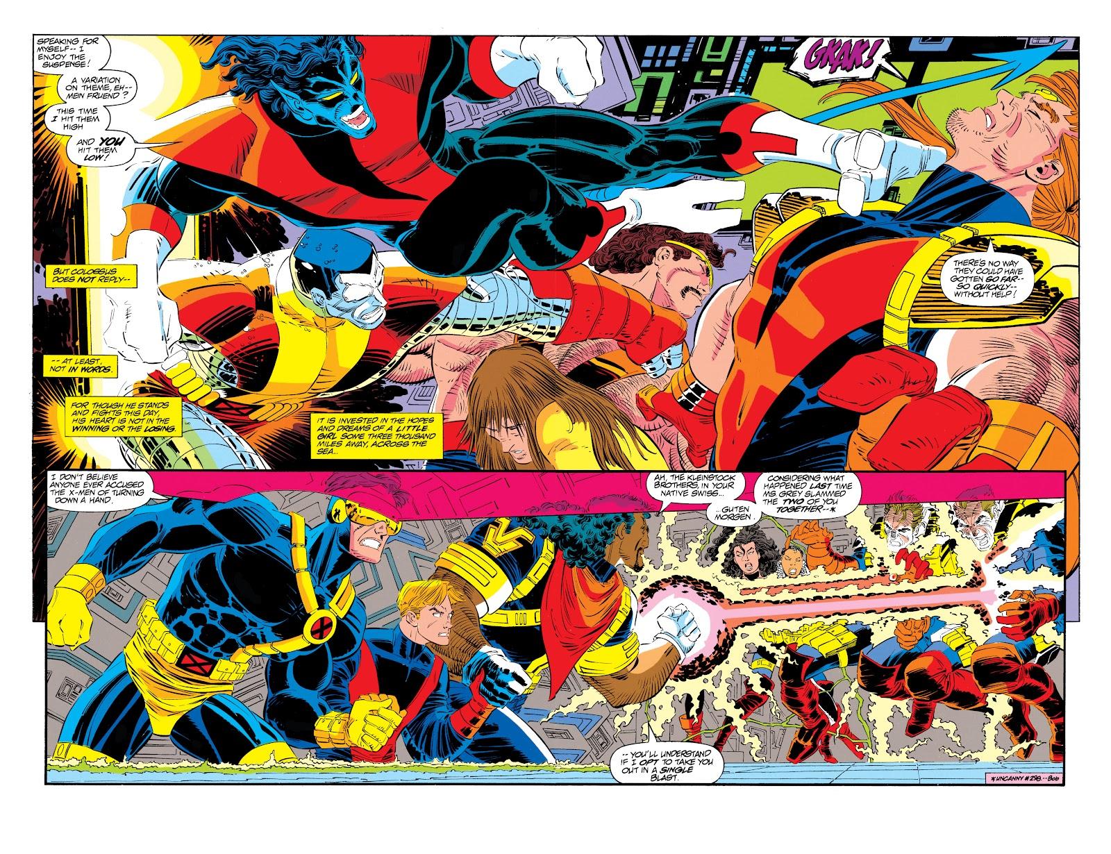 Uncanny X-Men (1963) issue 300 - Page 31