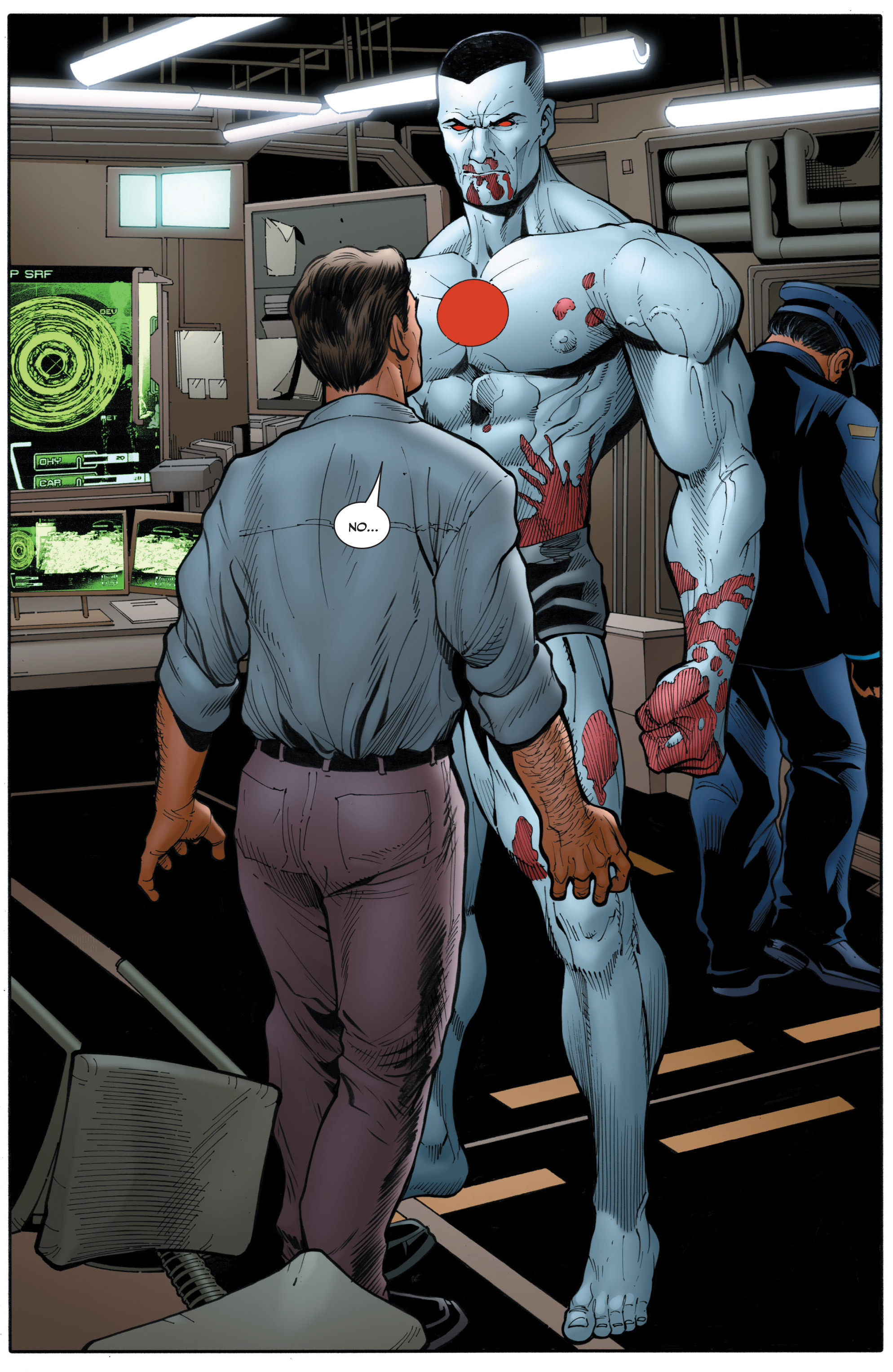 Read online Bloodshot and H.A.R.D.Corps comic -  Issue # TPB 4 - 120