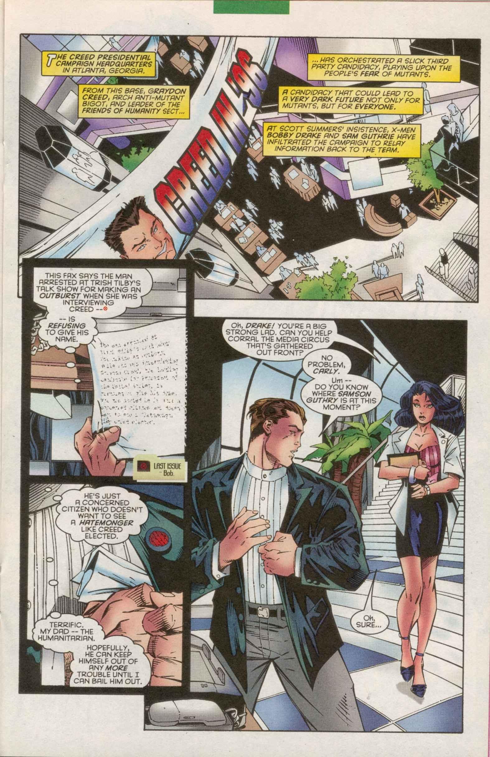 X-Men (1991) 59 Page 14