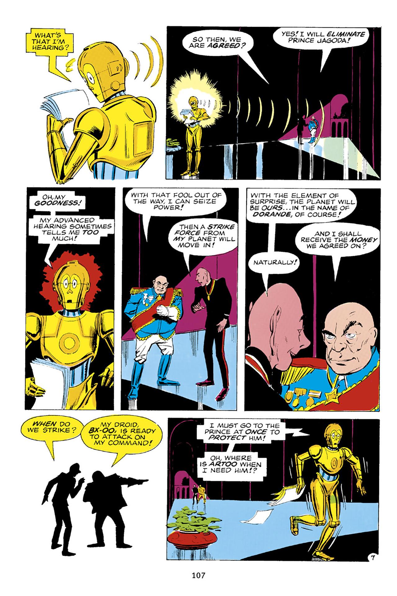 Read online Star Wars Omnibus comic -  Issue # Vol. 23 - 106