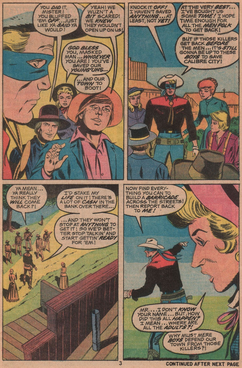 The Outlaw Kid (1970) issue 14 - Page 5