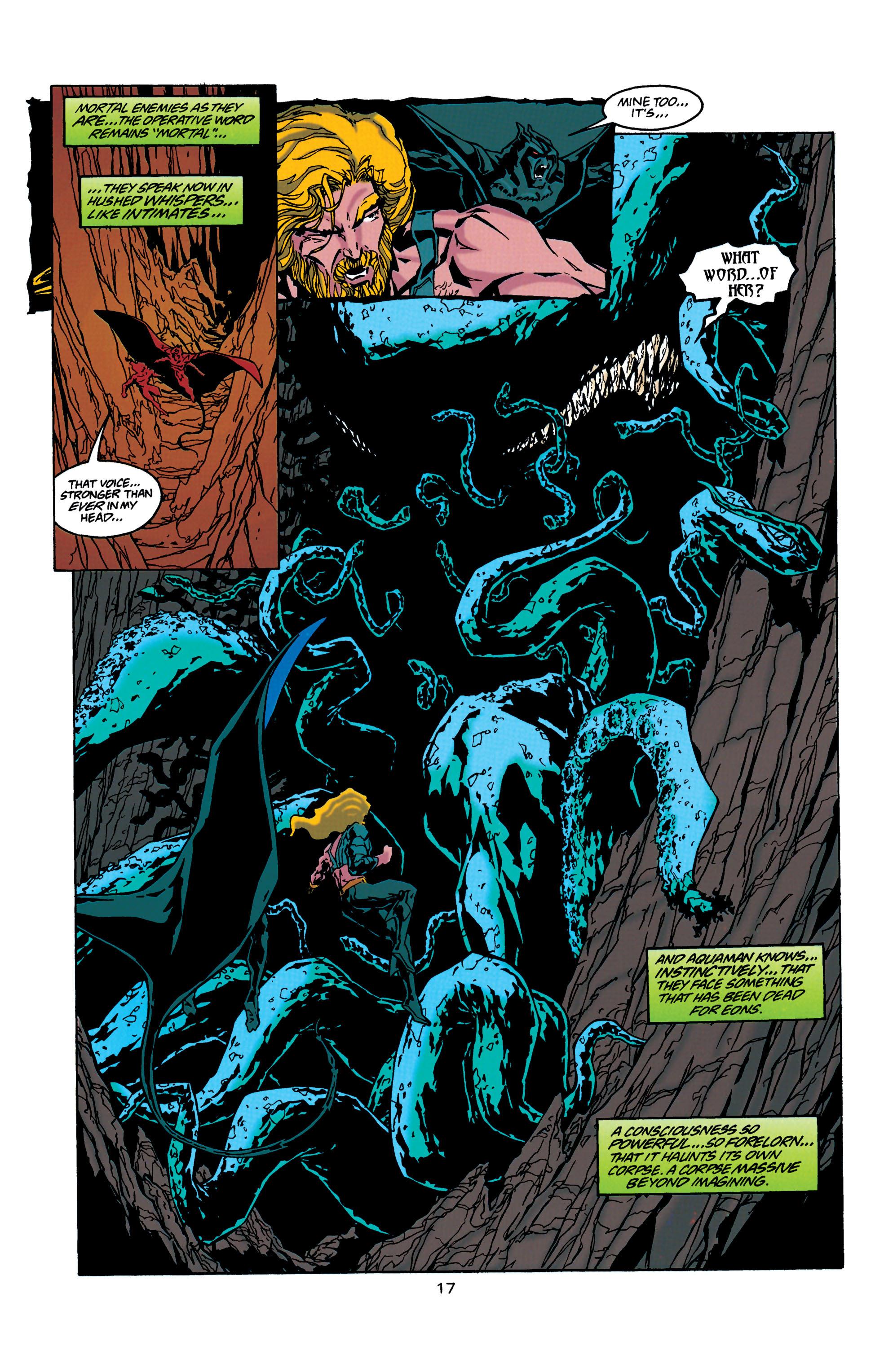 Read online Aquaman (1994) comic -  Issue #30 - 17