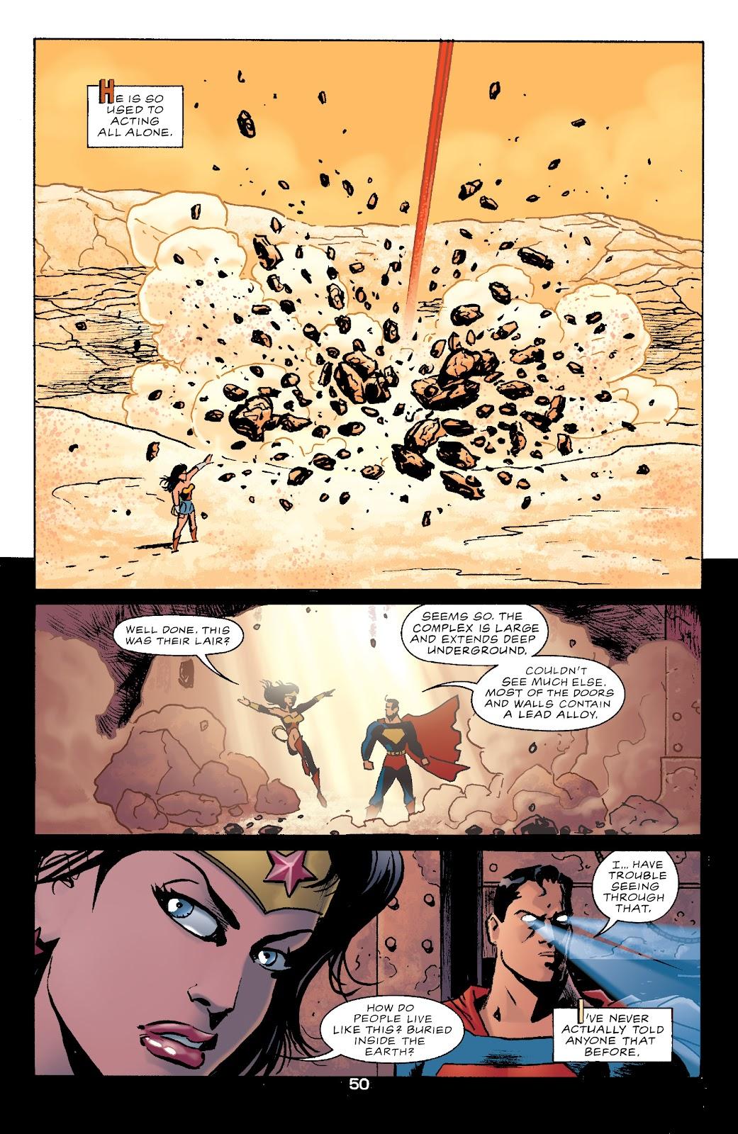 Batman/Superman/Wonder Woman: Trinity issue 1 - Page 45