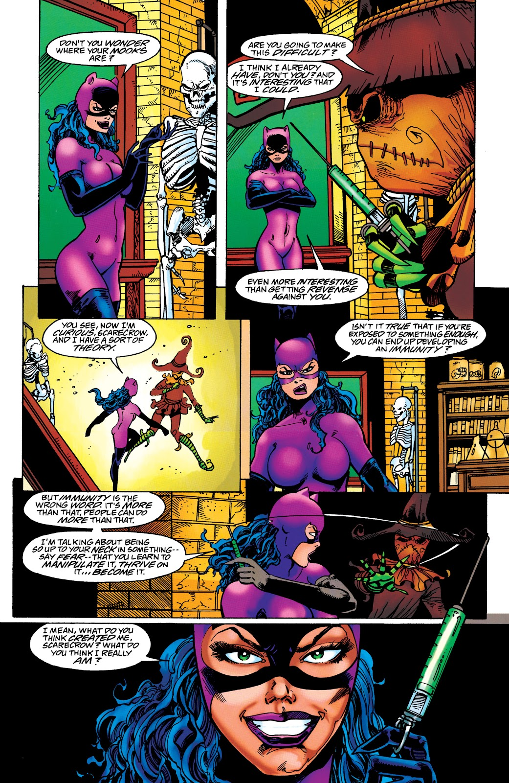 Catwoman (1993) Issue #59 #64 - English 22