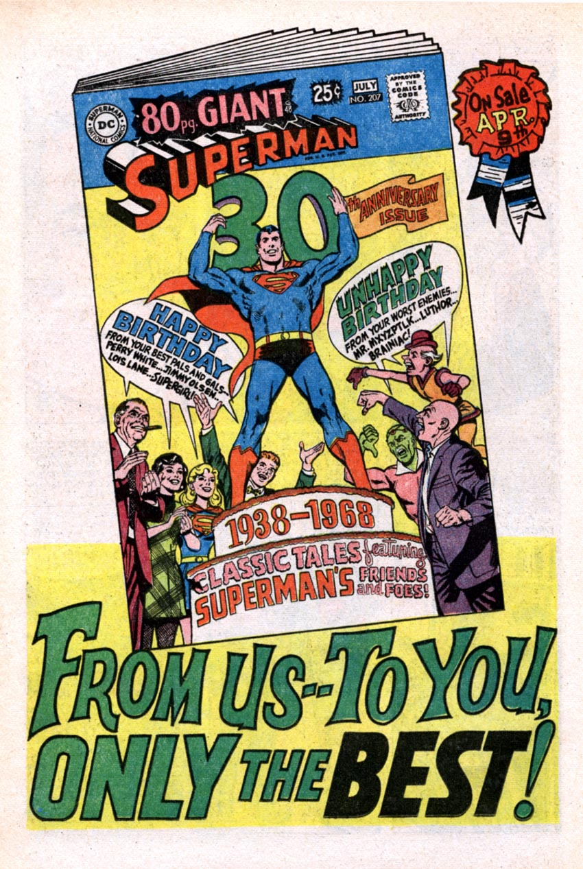 Read online Action Comics (1938) comic -  Issue #364 - 13