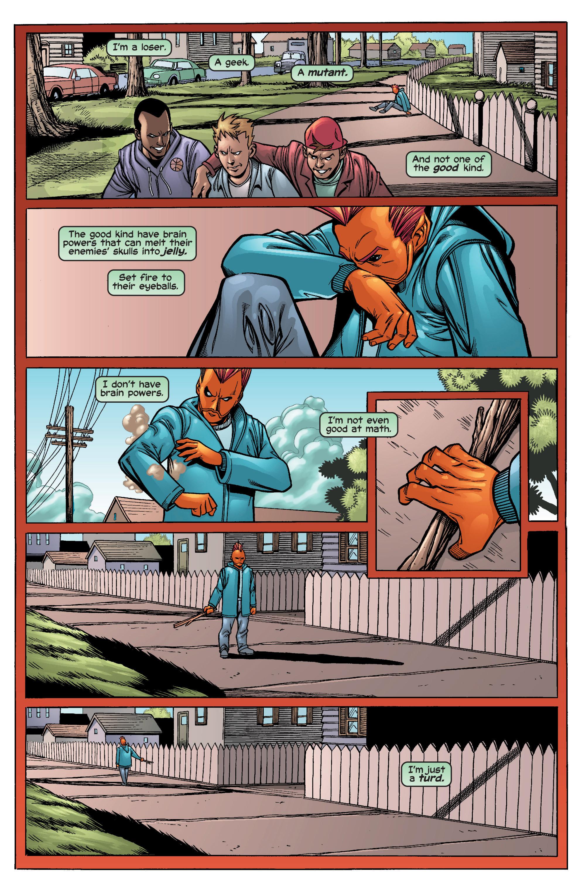 Read online Uncanny X-Men (1963) comic -  Issue #410 - 4