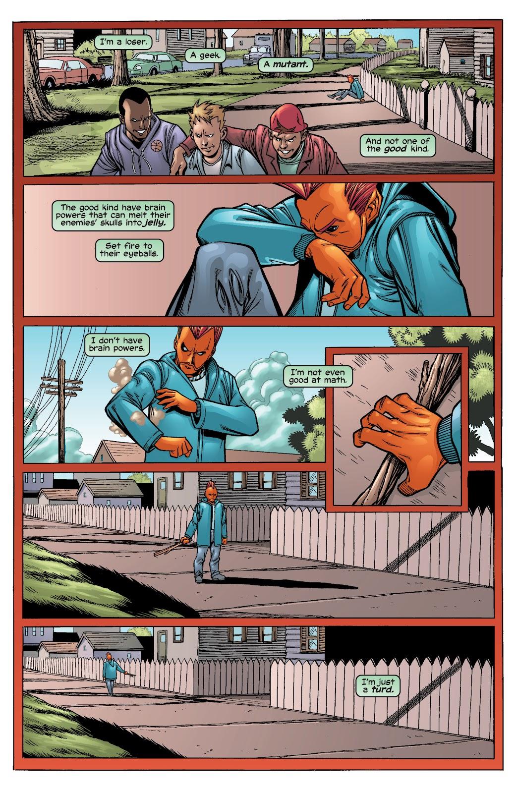 Uncanny X-Men (1963) issue 410 - Page 4