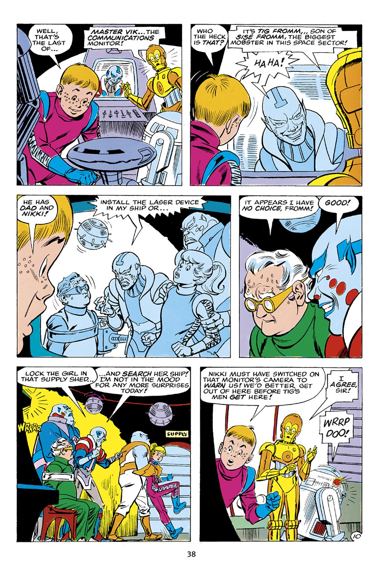 Read online Star Wars Omnibus comic -  Issue # Vol. 23 - 39
