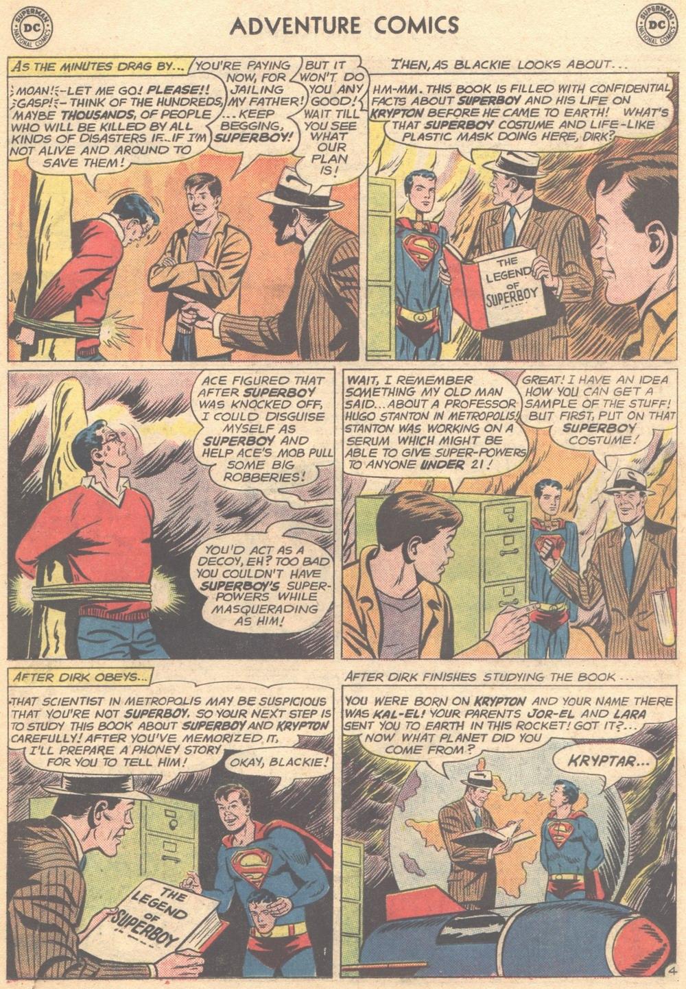 Read online Adventure Comics (1938) comic -  Issue #309 - 25
