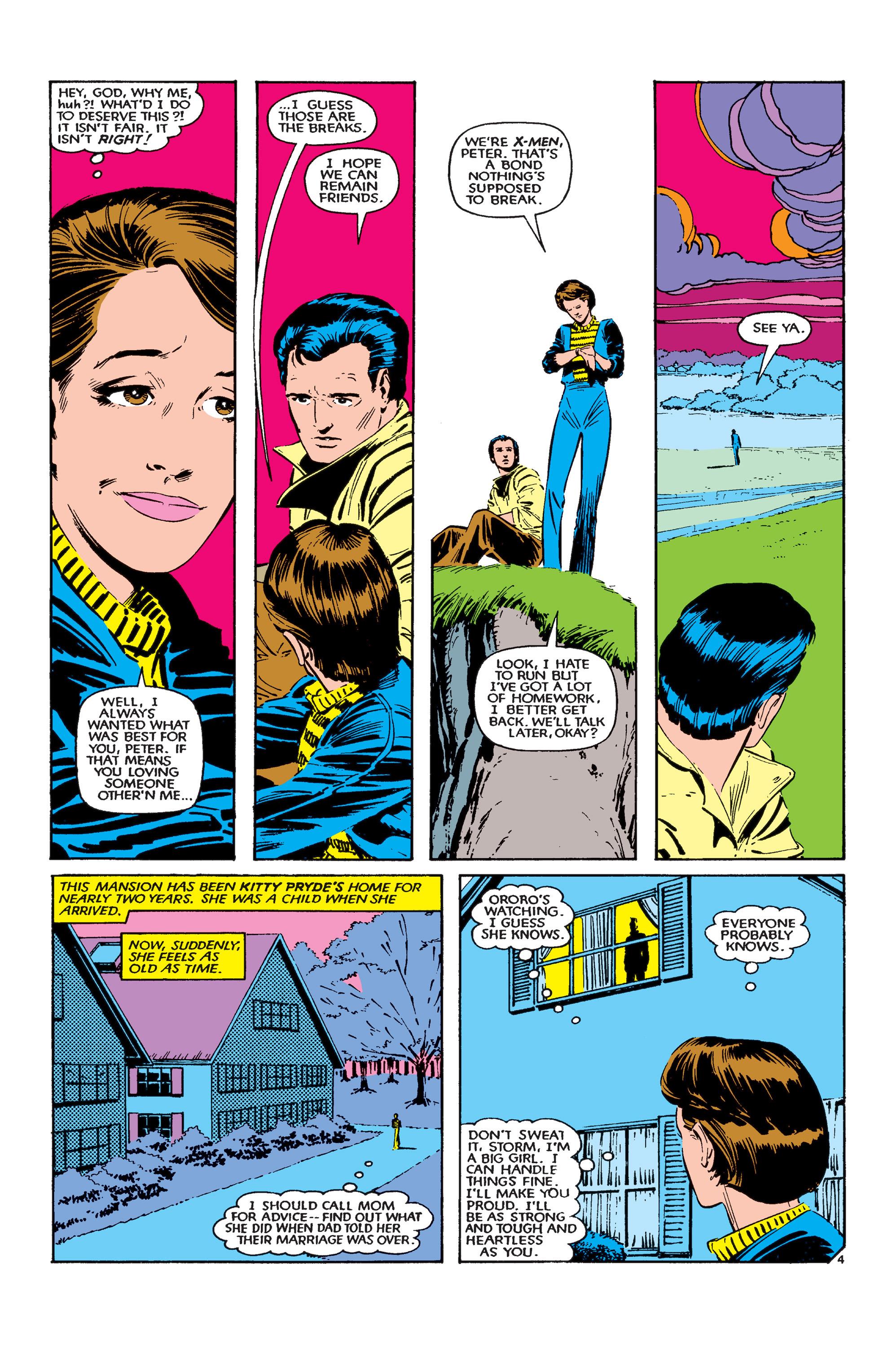 Read online Uncanny X-Men (1963) comic -  Issue #183 - 5