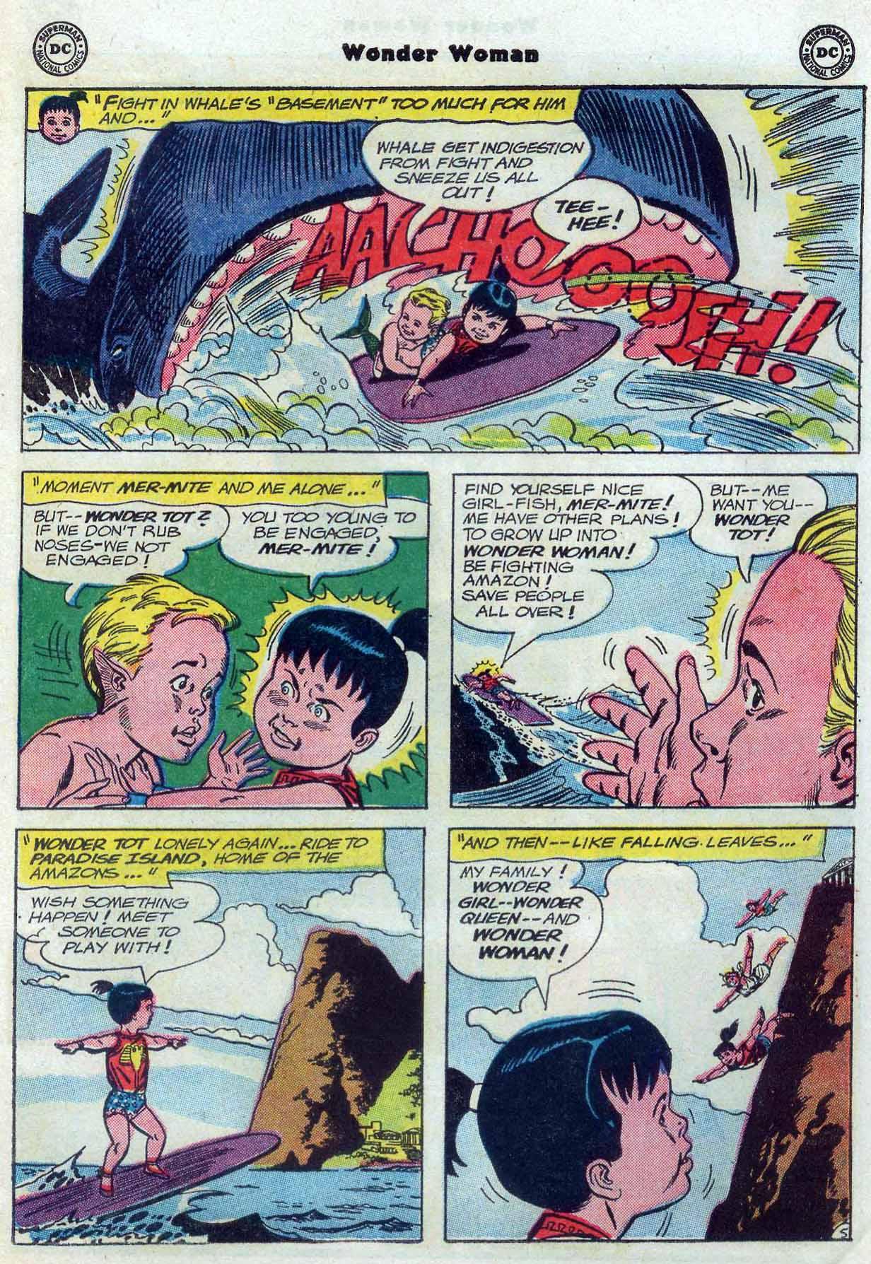 Read online Wonder Woman (1942) comic -  Issue #145 - 7