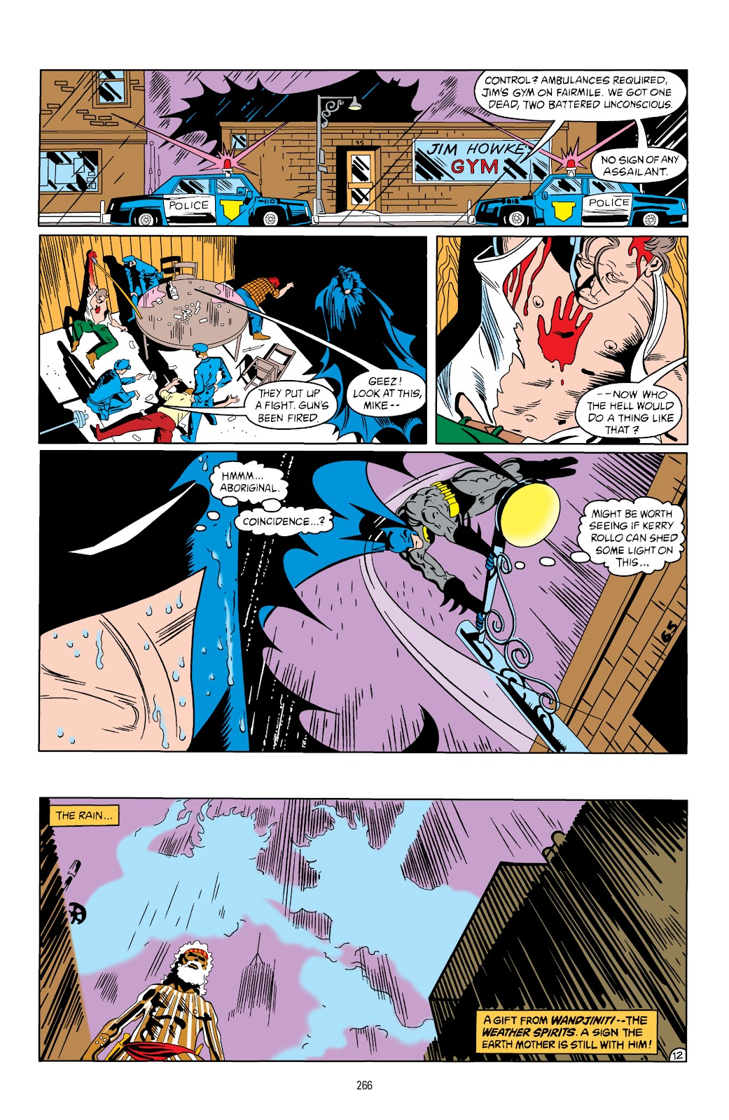 Read online Detective Comics (1937) comic -  Issue # _TPB Batman - The Dark Knight Detective 2 (Part 3) - 68