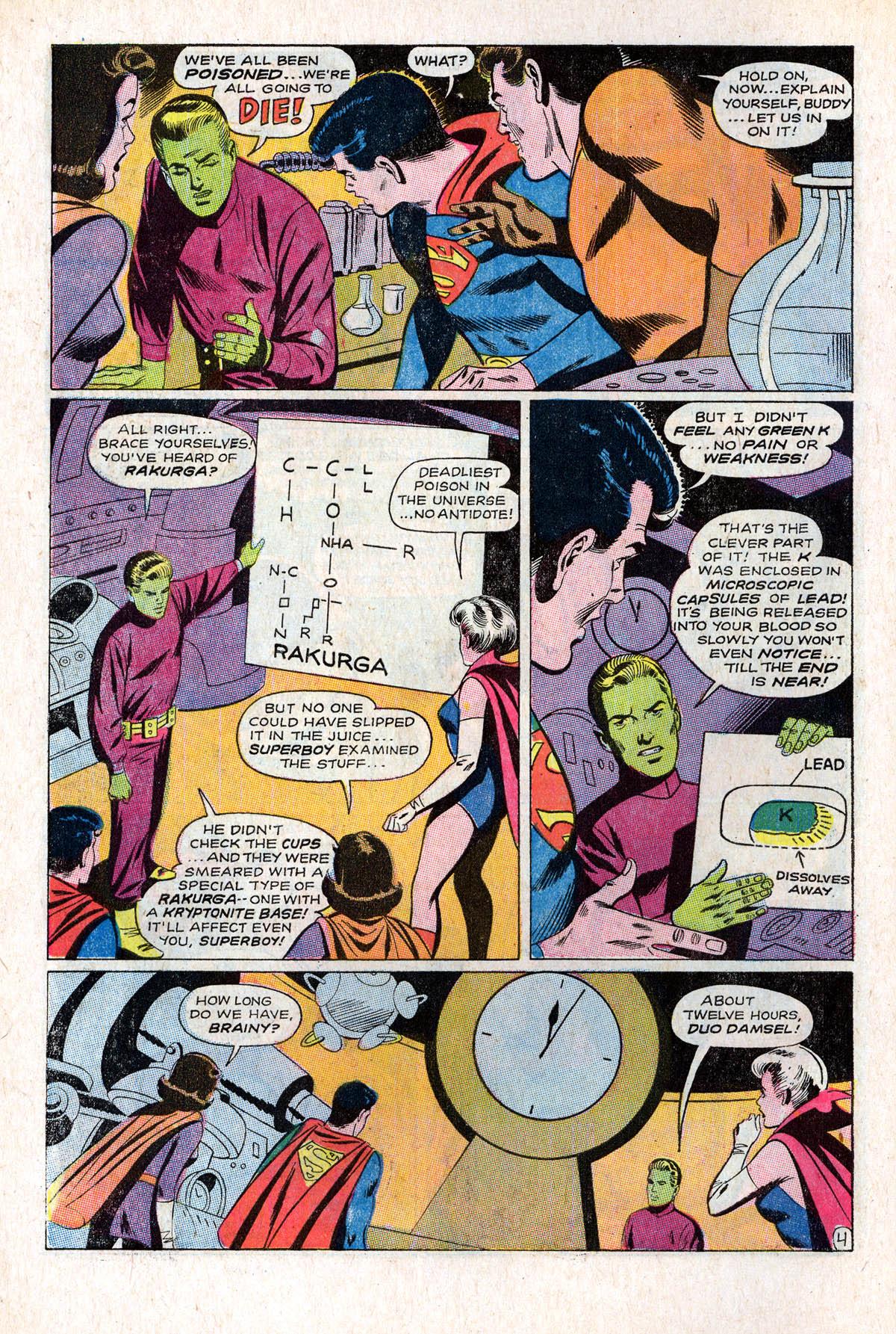 Read online Adventure Comics (1938) comic -  Issue #378 - 6