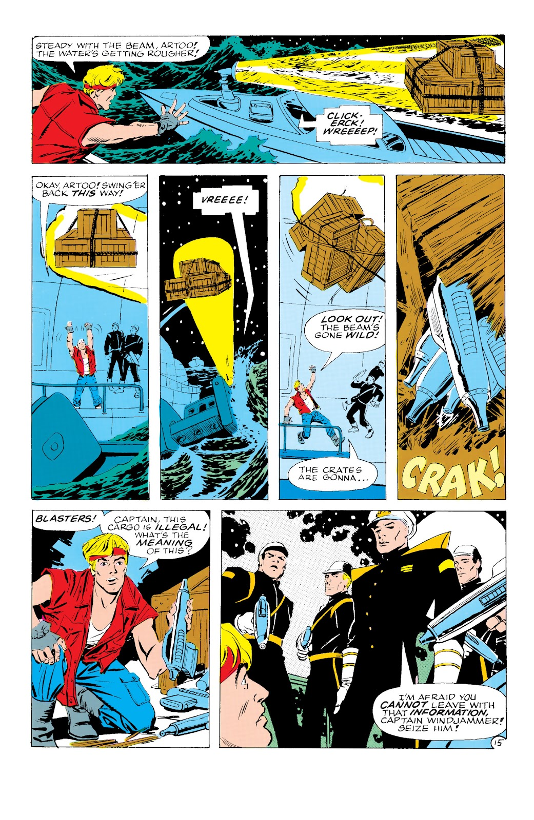 Star Wars: Droids (1986) issue 5 - Page 16