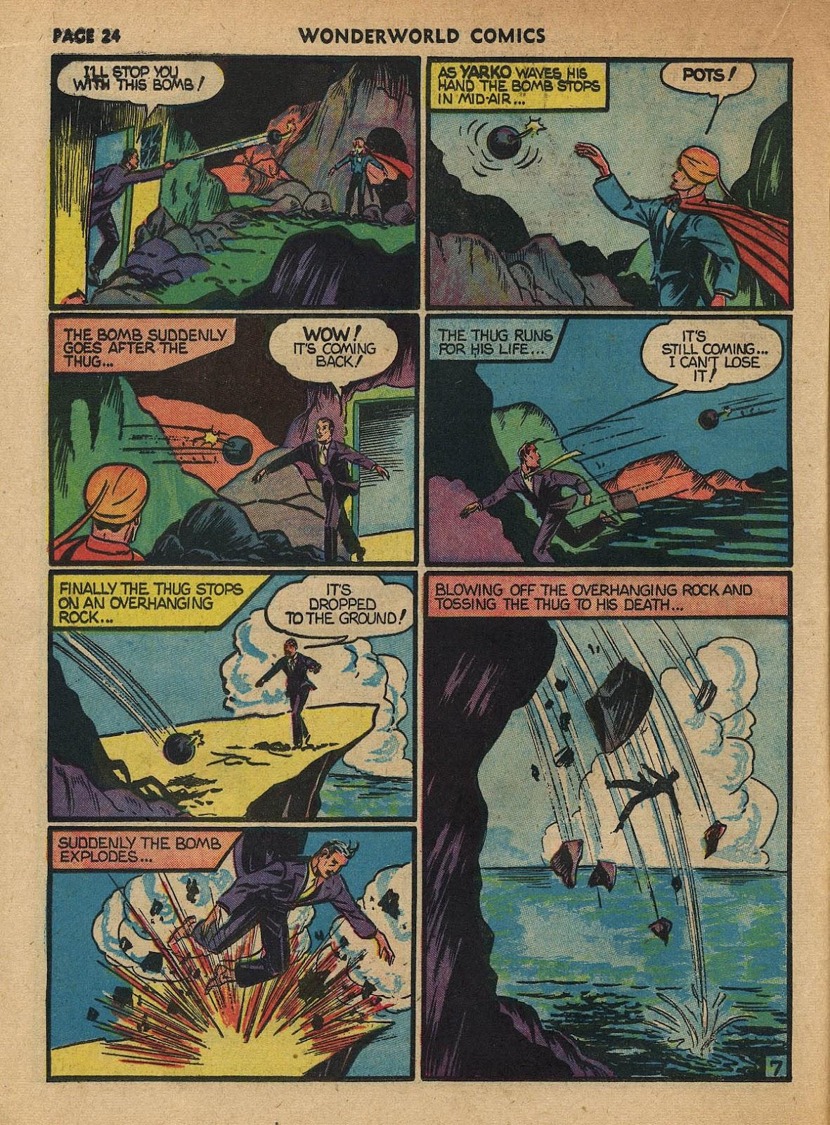 Wonderworld Comics issue 23 - Page 26