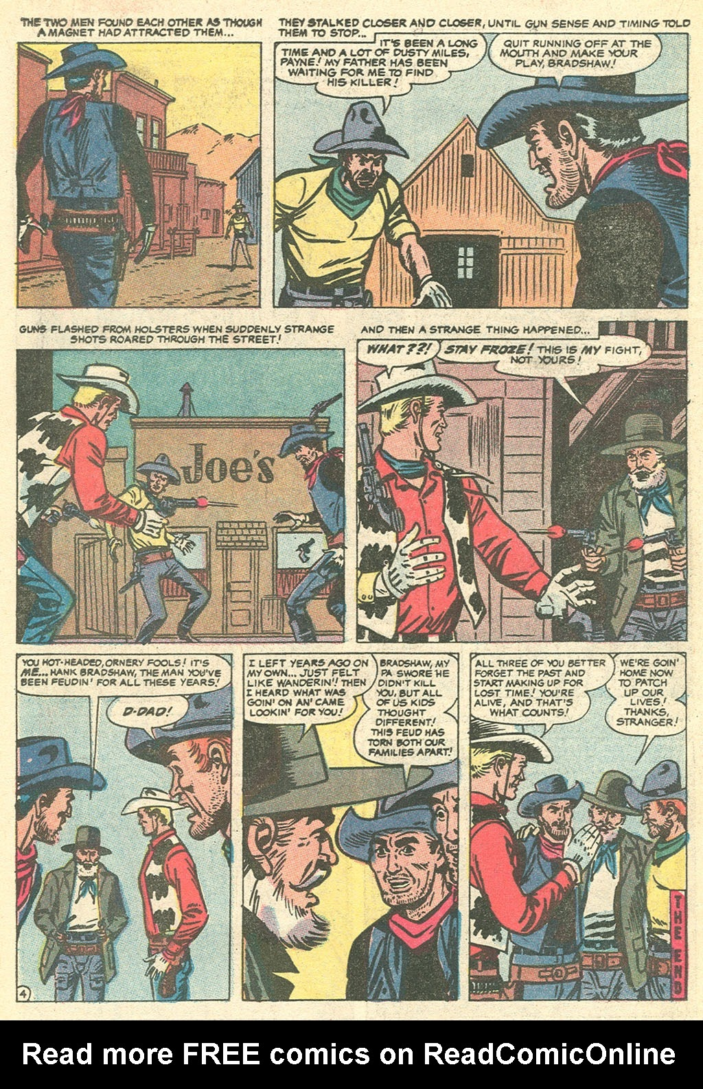 Kid Colt Outlaw issue 151 - Page 18