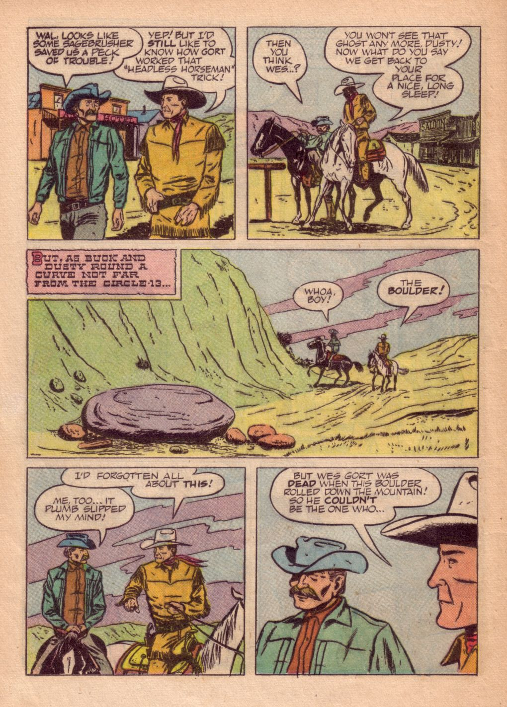 Four Color Comics issue 460 - Page 16