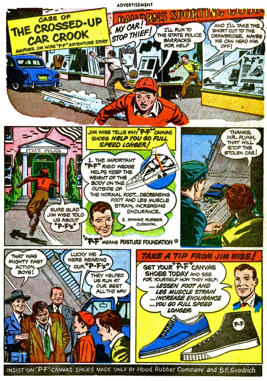 Read online Adventure Comics (1938) comic -  Issue #177 - 23