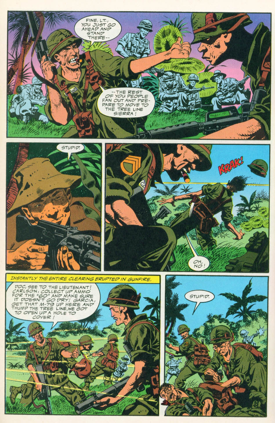 The Nam #84 #84 - English 17