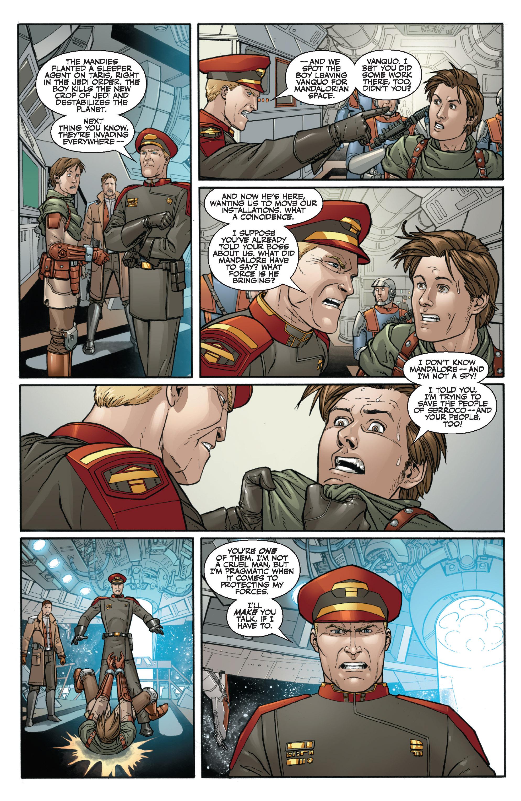 Read online Star Wars Omnibus comic -  Issue # Vol. 29 - 328