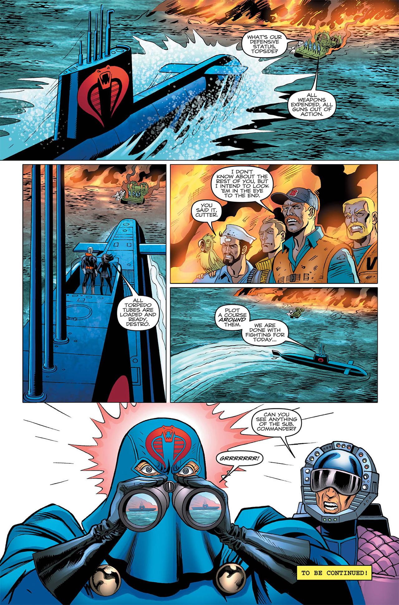 G.I. Joe: A Real American Hero 166 Page 25