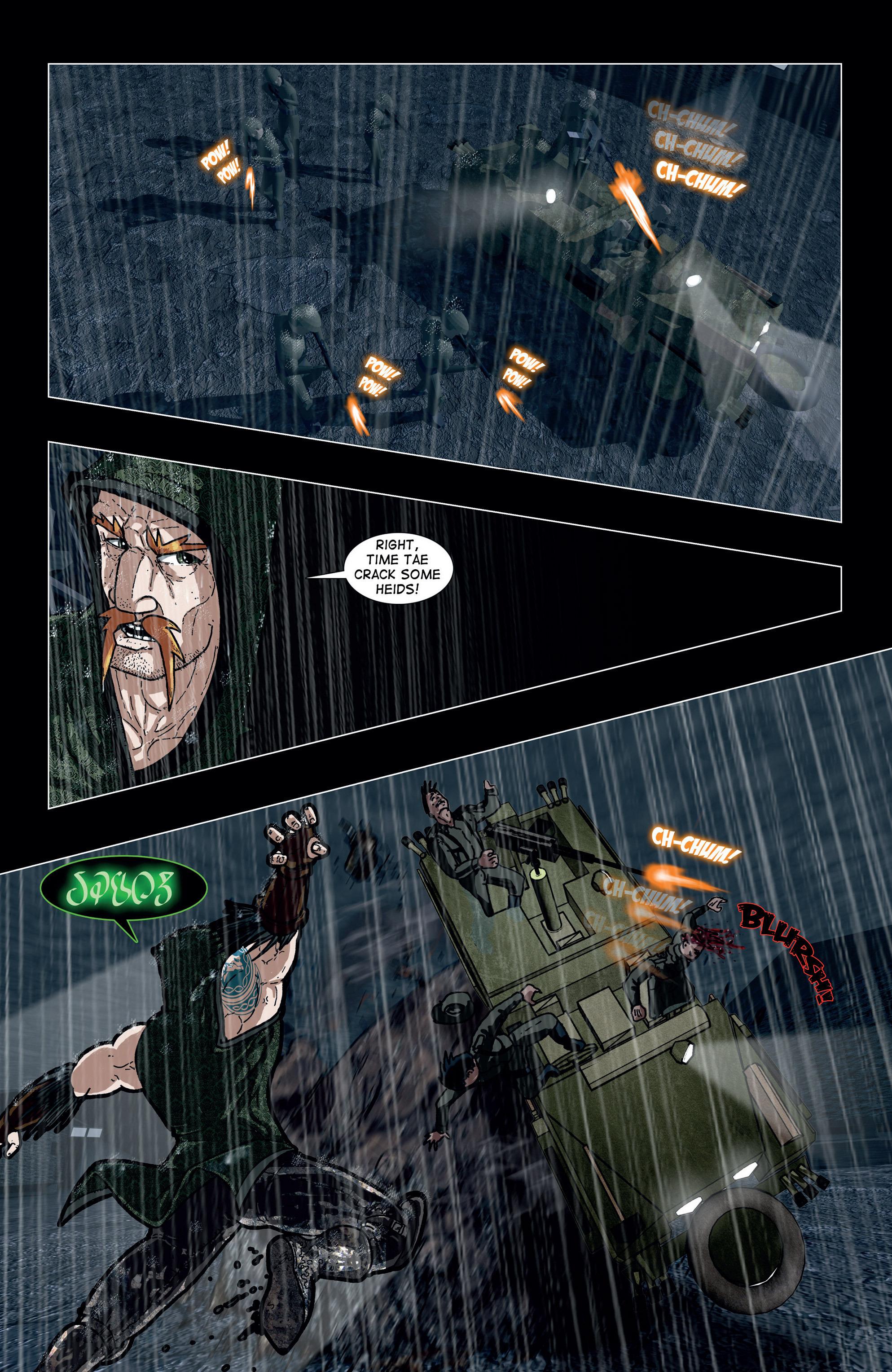 Read online Vanguard (2015) comic -  Issue #2 - 12