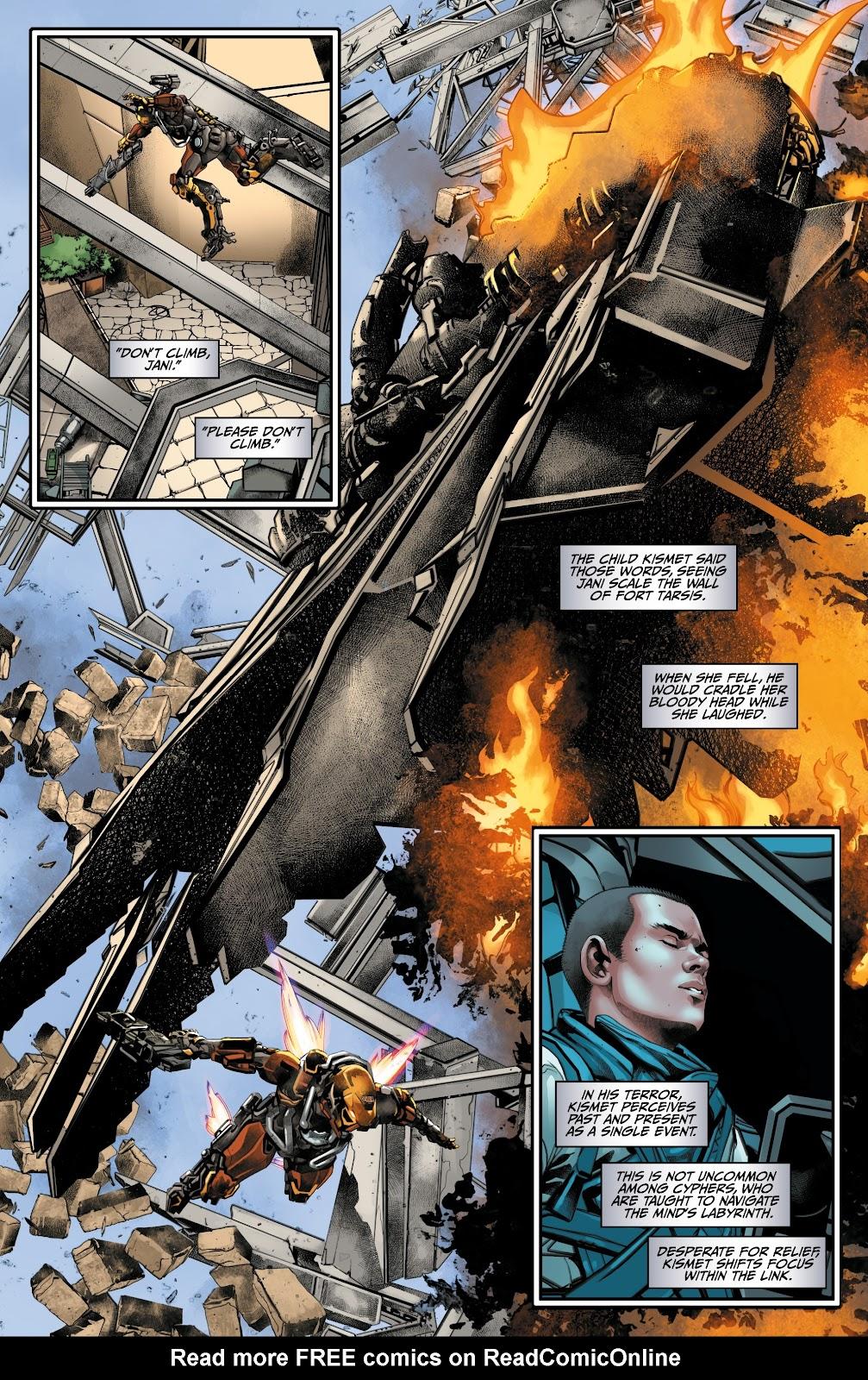 Read online Anthem comic -  Issue #3 - 8