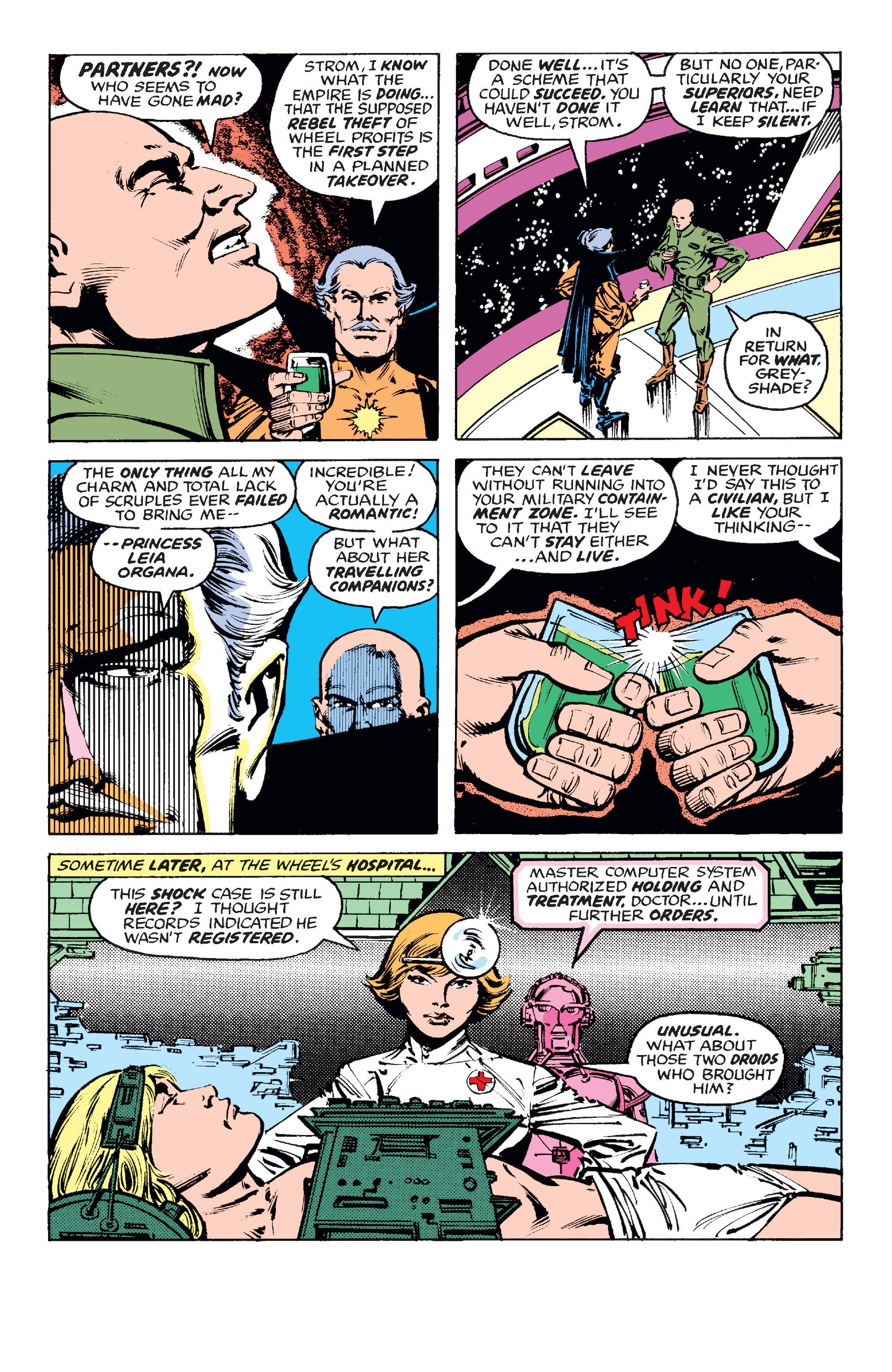 Read online Star Wars Omnibus comic -  Issue # Vol. 13 - 344