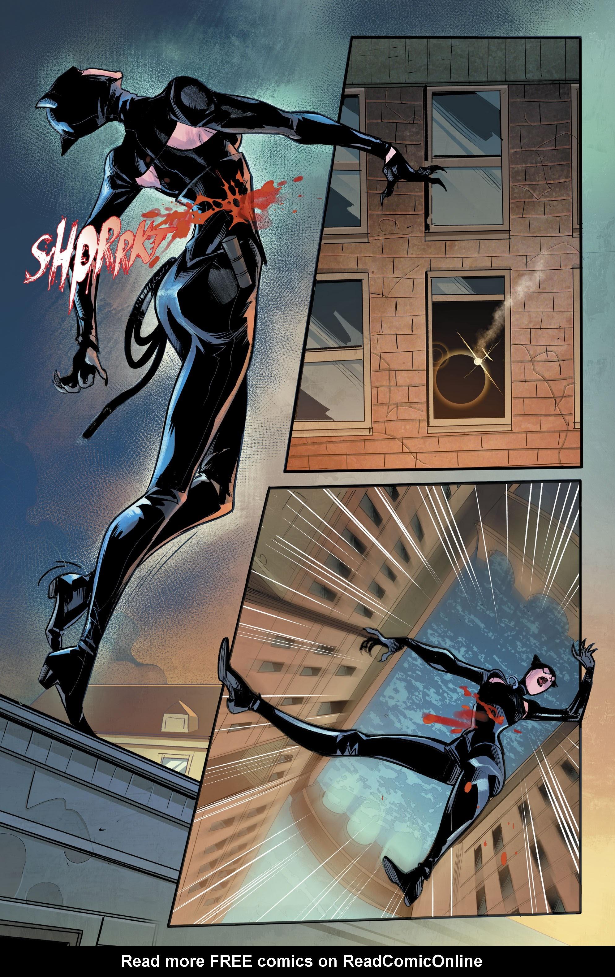 Catwoman (2018) #14 #15 - English 17