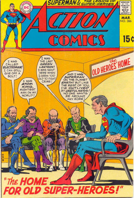 Action Comics (1938) 386 Page 1