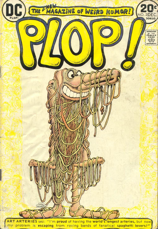 Read online Plop! comic -  Issue #2 - 1