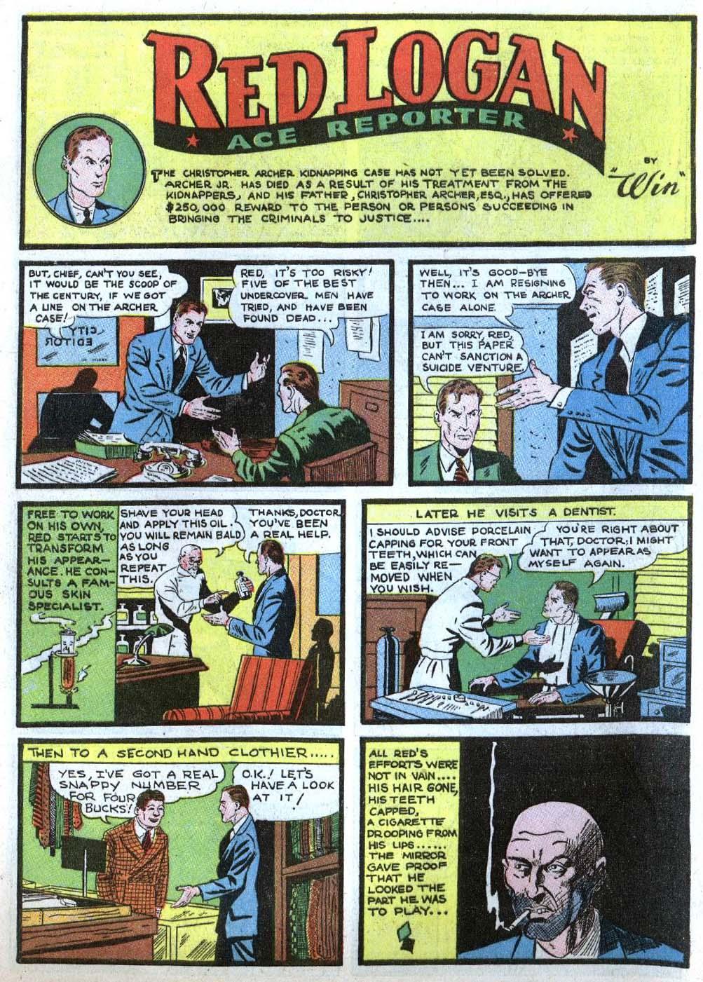 Read online Detective Comics (1937) comic -  Issue #43 - 24