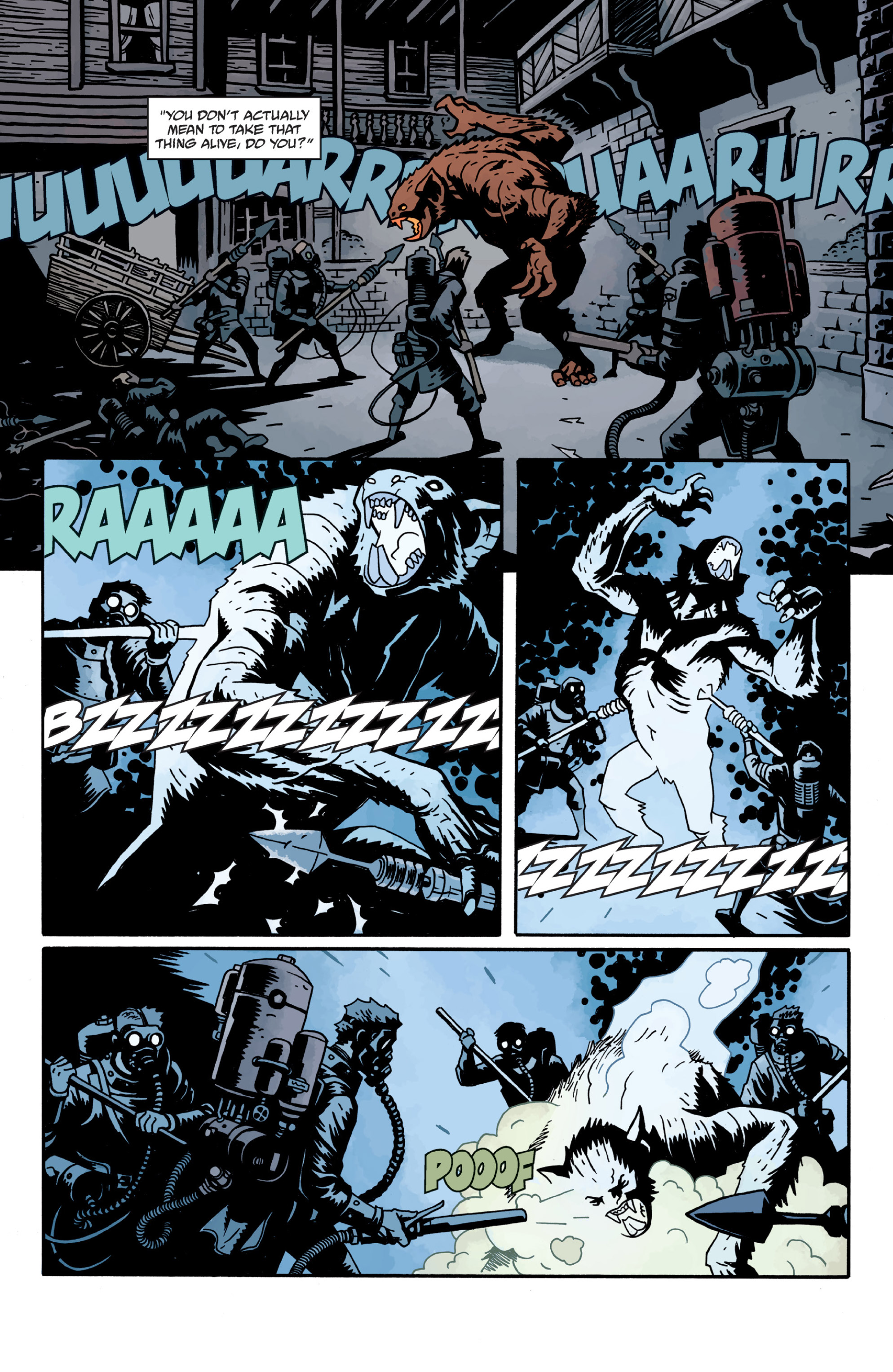 Read online Sir Edward Grey, Witchfinder: In the Service of Angels comic -  Issue # TPB - 85
