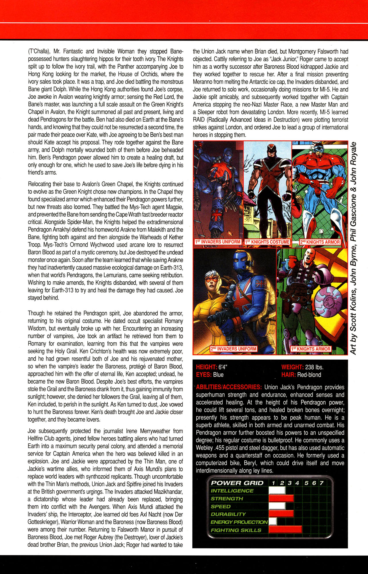 Read online All-New Official Handbook of the Marvel Universe A to Z comic -  Issue #12 - 10