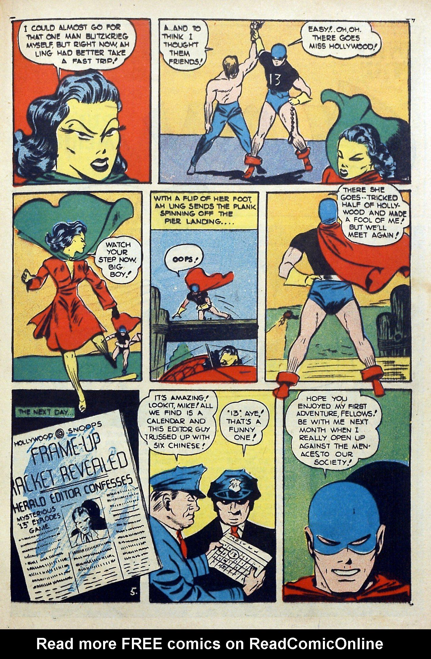 Daredevil (1941) issue 3 - Page 25