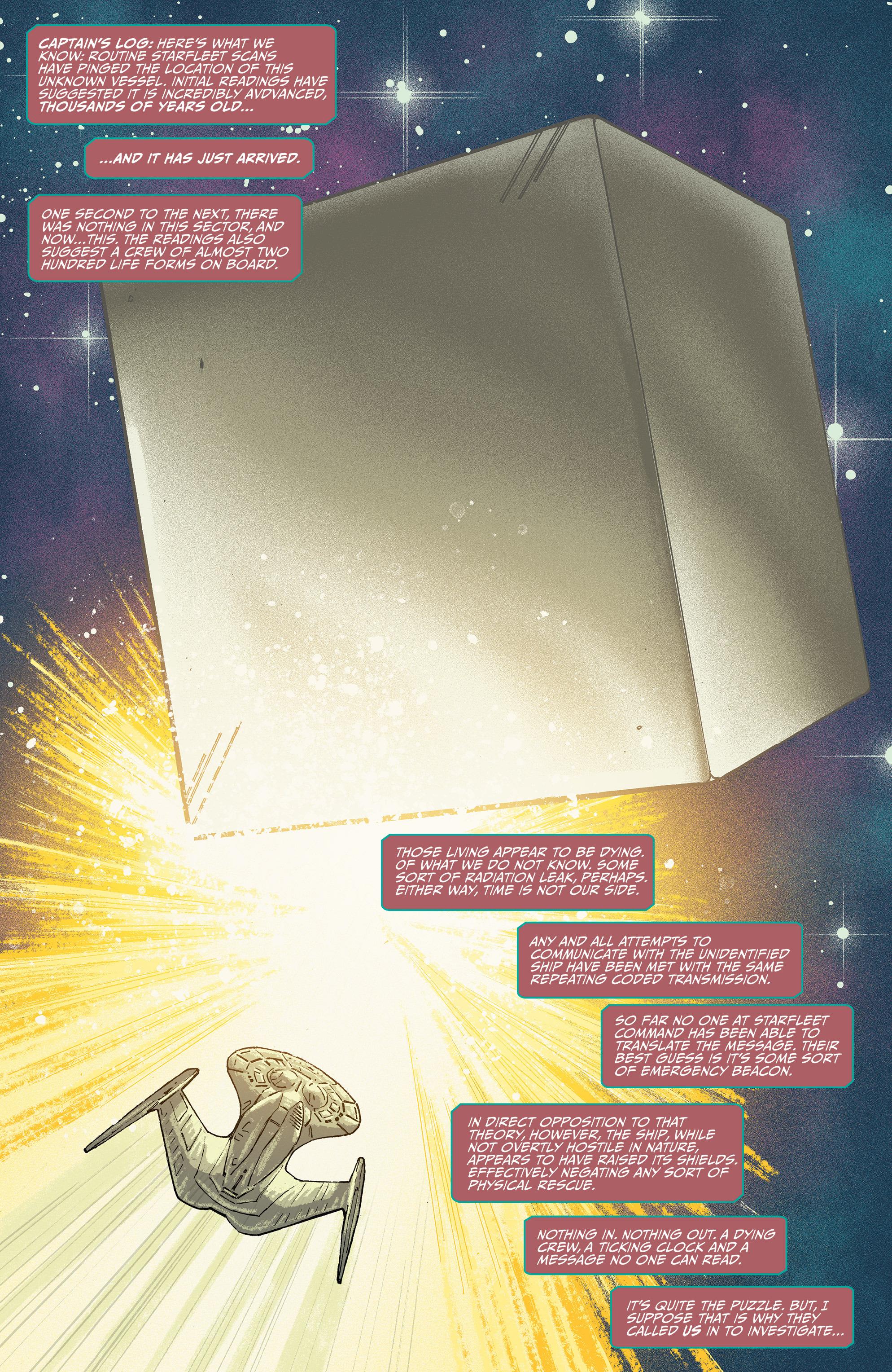 Read online Star Trek: Deviations comic -  Issue # Full - 44