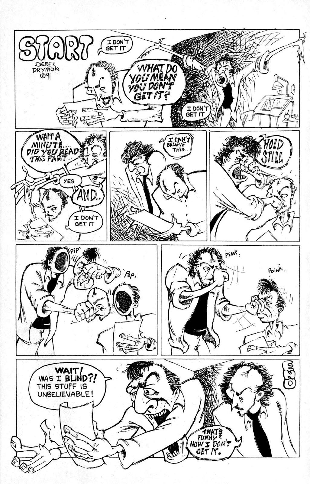 Cerebus Issue #163 #162 - English 31