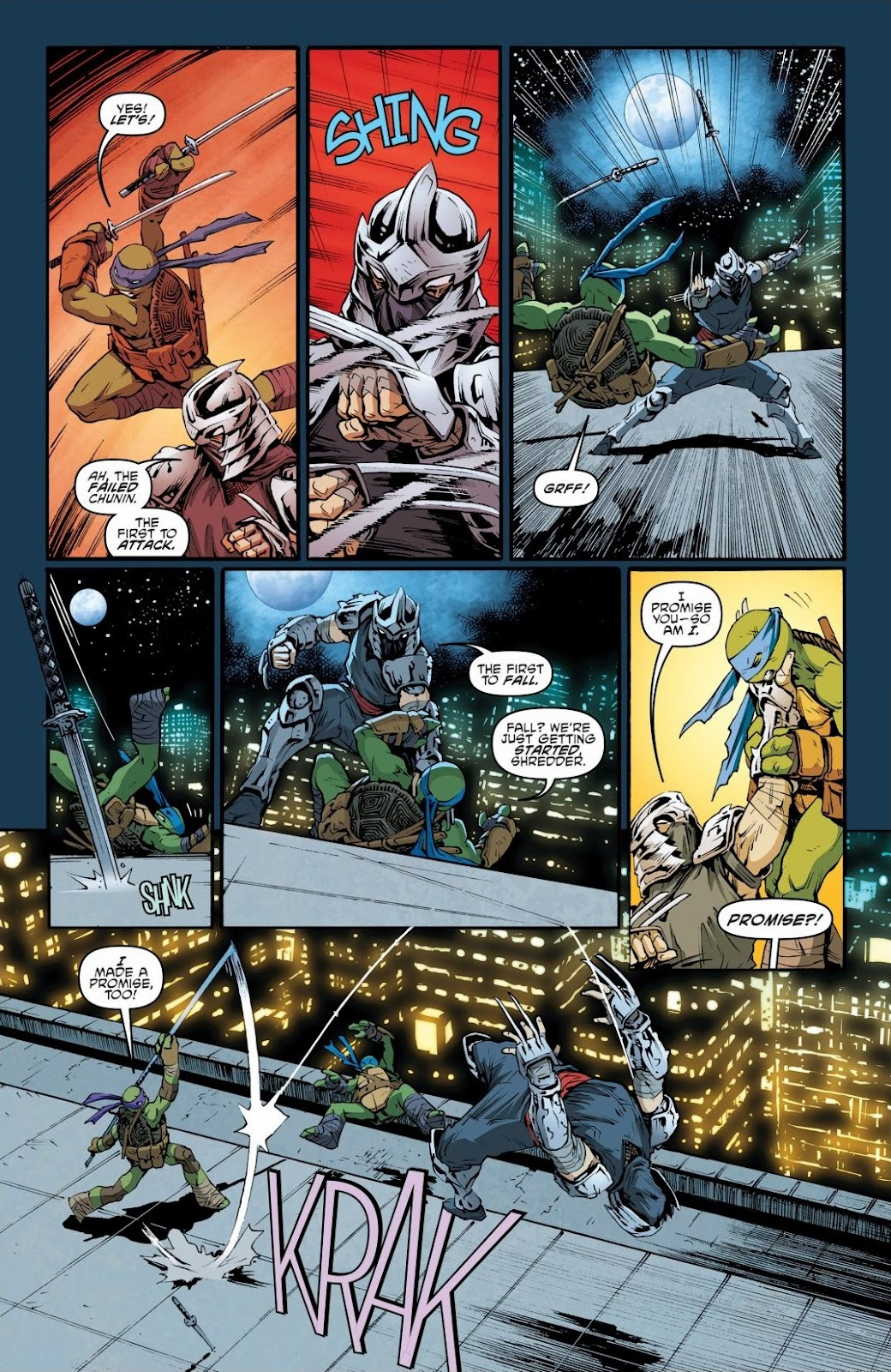 Read online Teenage Mutant Ninja Turtles: The IDW Collection comic -  Issue # TPB 6 (Part 3) - 63