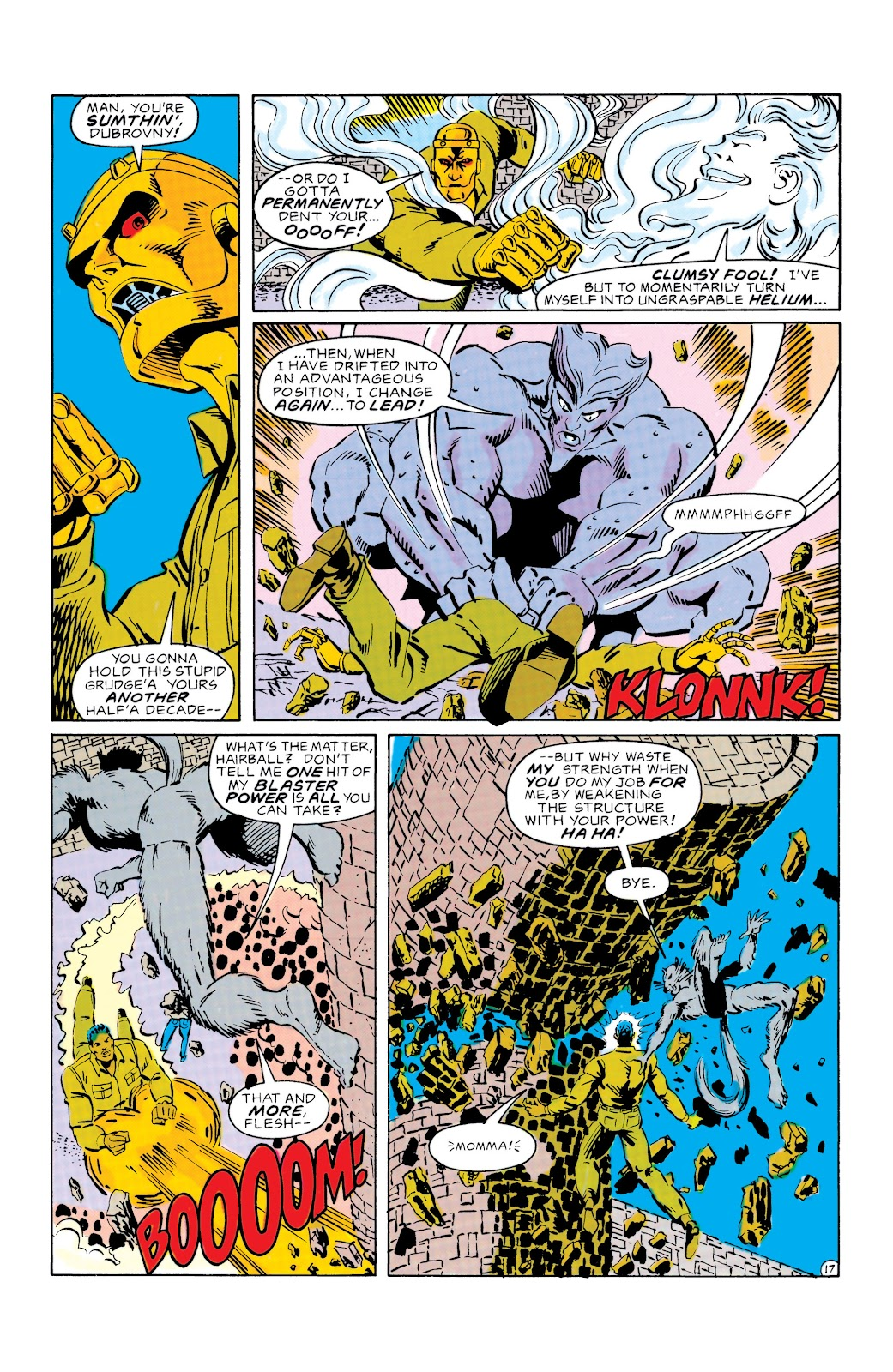 Doom Patrol and Suicide Squad Special issue Special 1 - Page 17