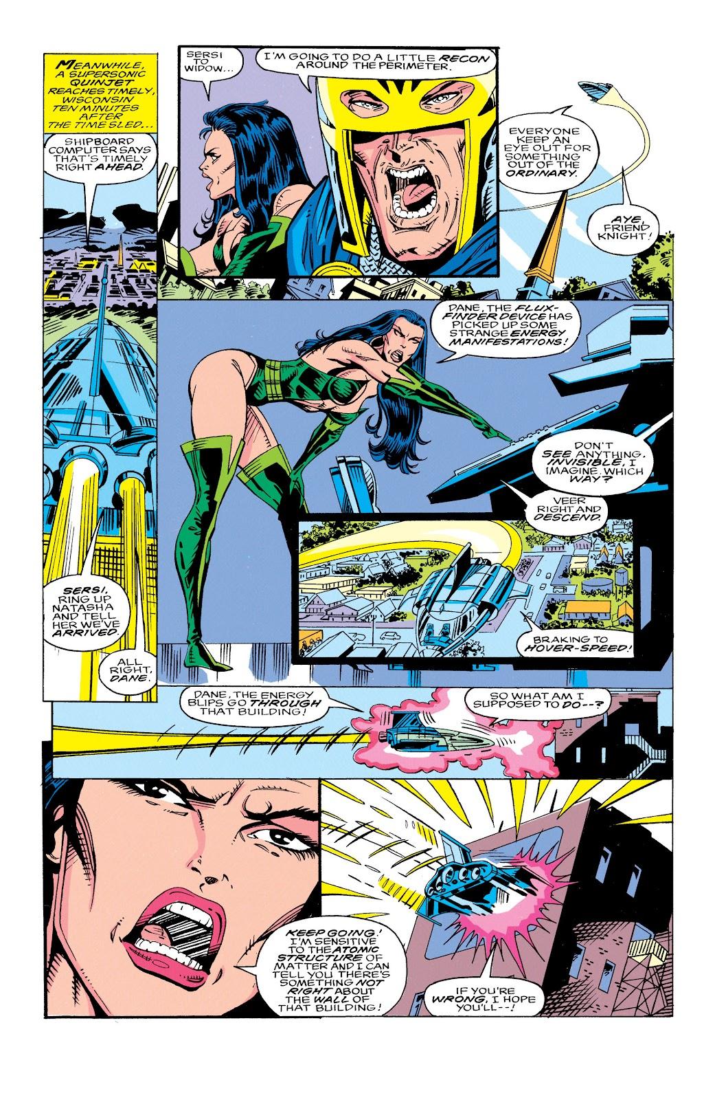 Read online Avengers: Citizen Kang comic -  Issue # TPB (Part 2) - 28