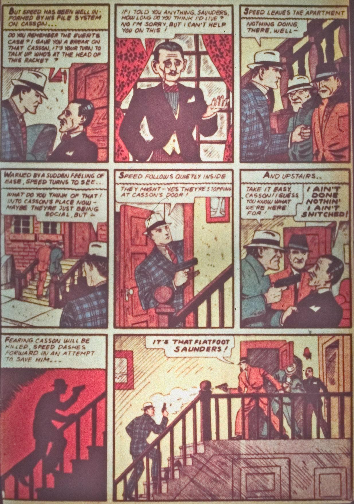 Detective Comics (1937) 28 Page 10