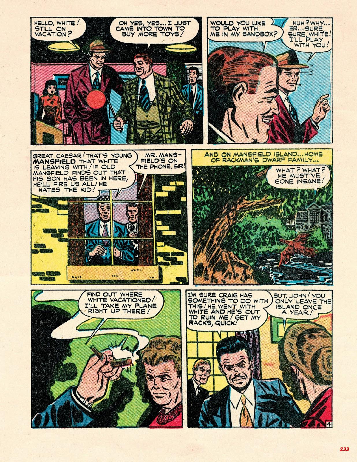 Read online Super Weird Heroes comic -  Issue # TPB 2 (Part 3) - 33
