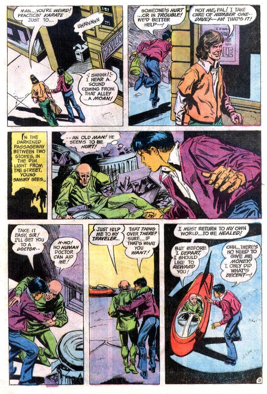 Read online Strange Sports Stories (1973) comic -  Issue #2 - 4