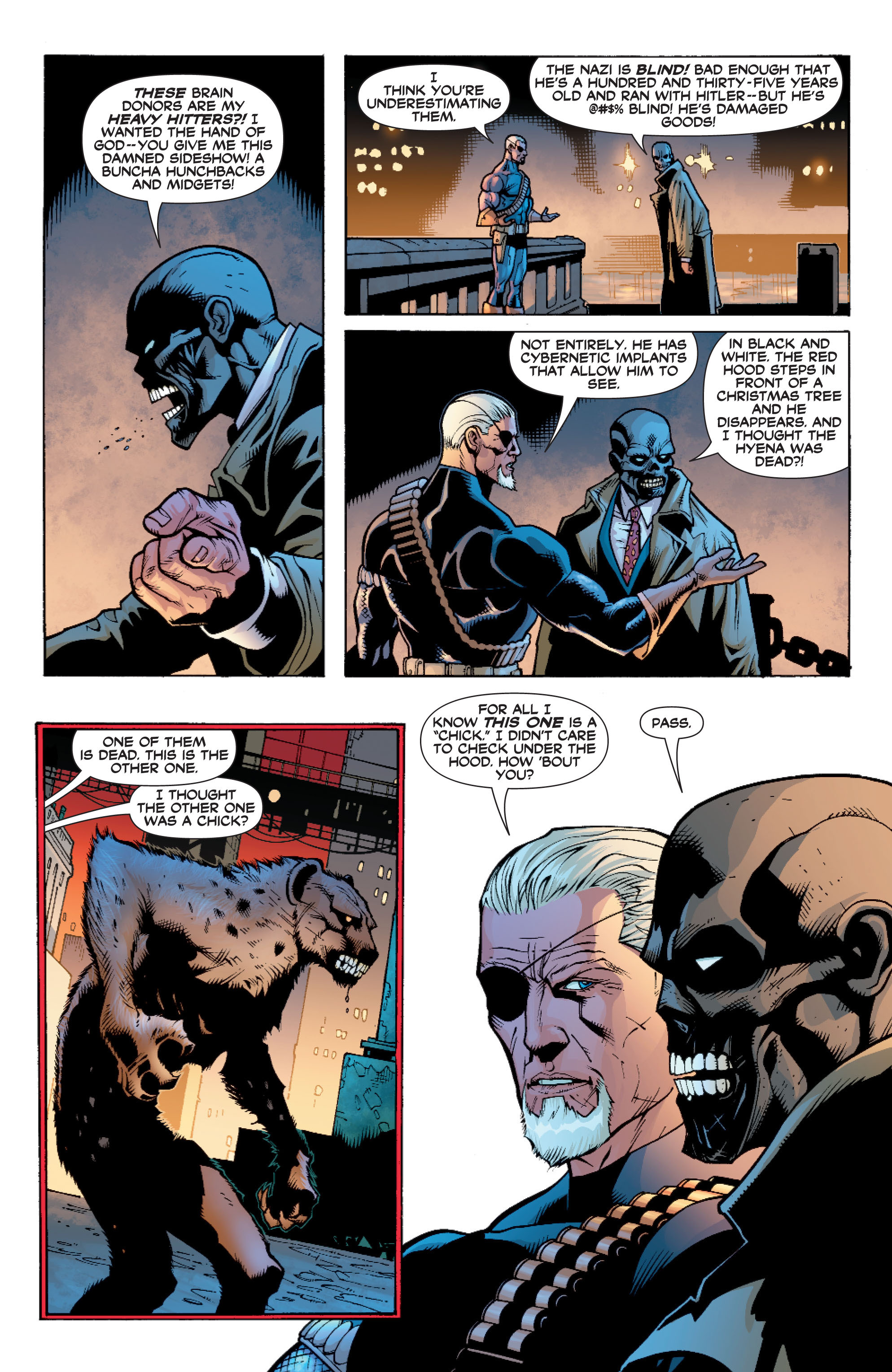 Read online Batman: Under The Red Hood comic -  Issue # Full - 227