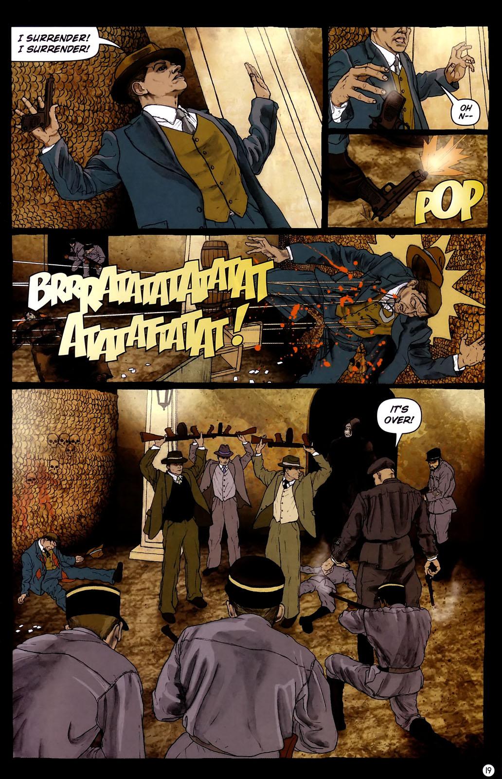 Read online Rex Mundi comic -  Issue #14 - 23