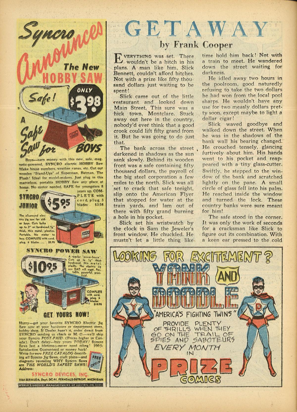 Read online Detective Comics (1937) comic -  Issue #55 - 50