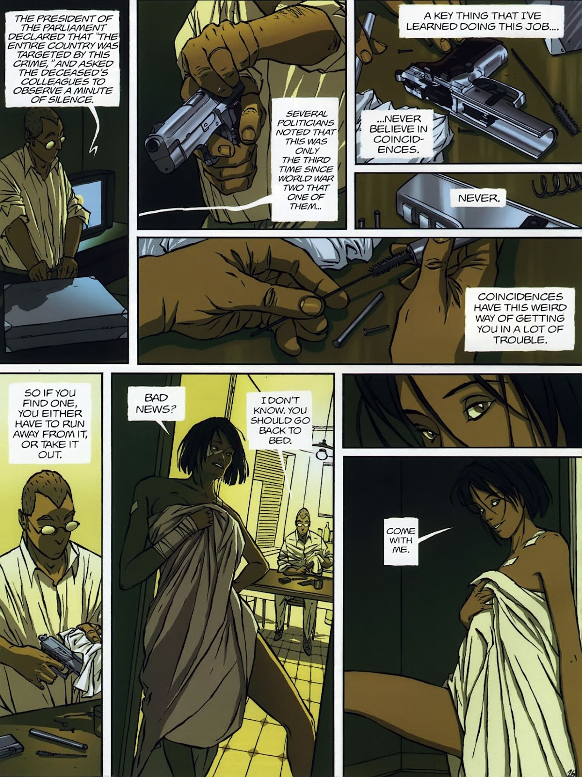 Read online The Killer comic -  Issue #7 - 28