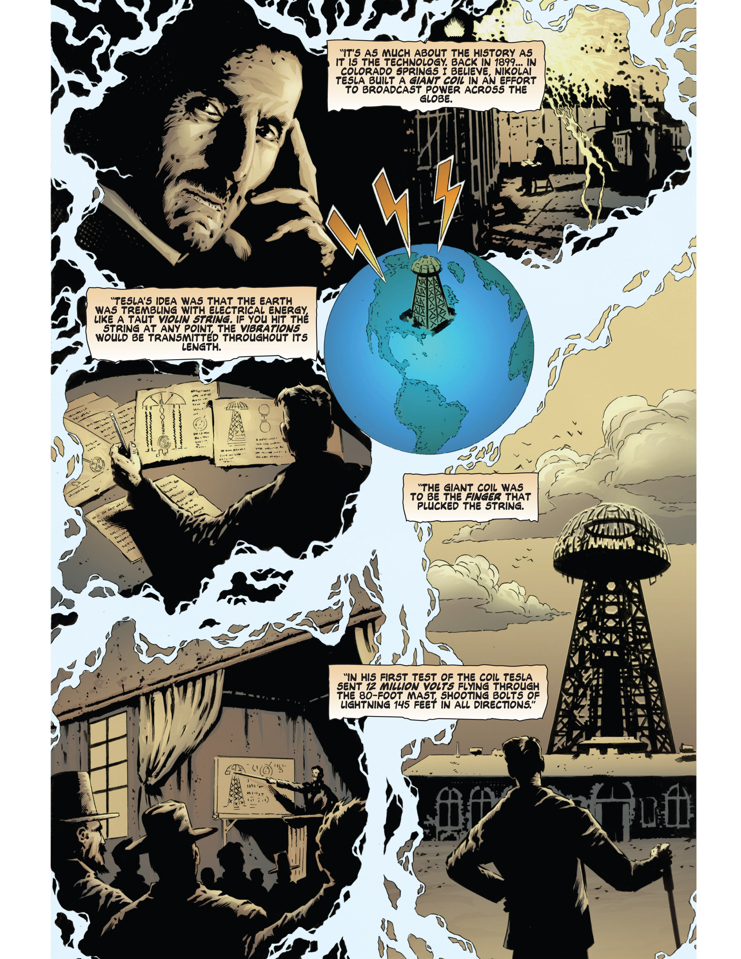 Read online Bad Planet comic -  Issue # TPB - 122
